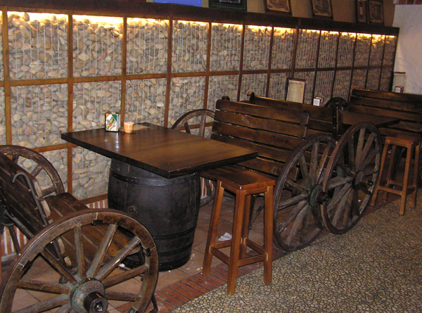 Barricas toneles rustico accesorios barricas for Accesorios rusticos para decorar